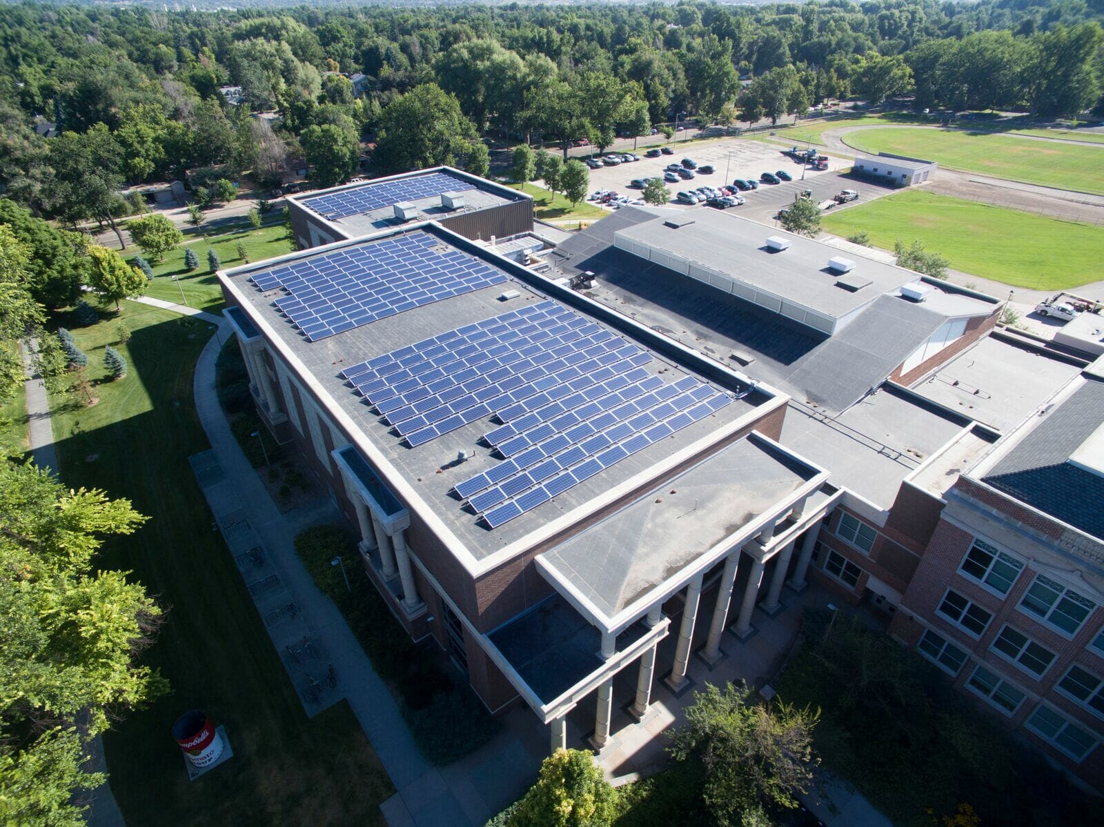 CSU Center for the Arts - 99 kW