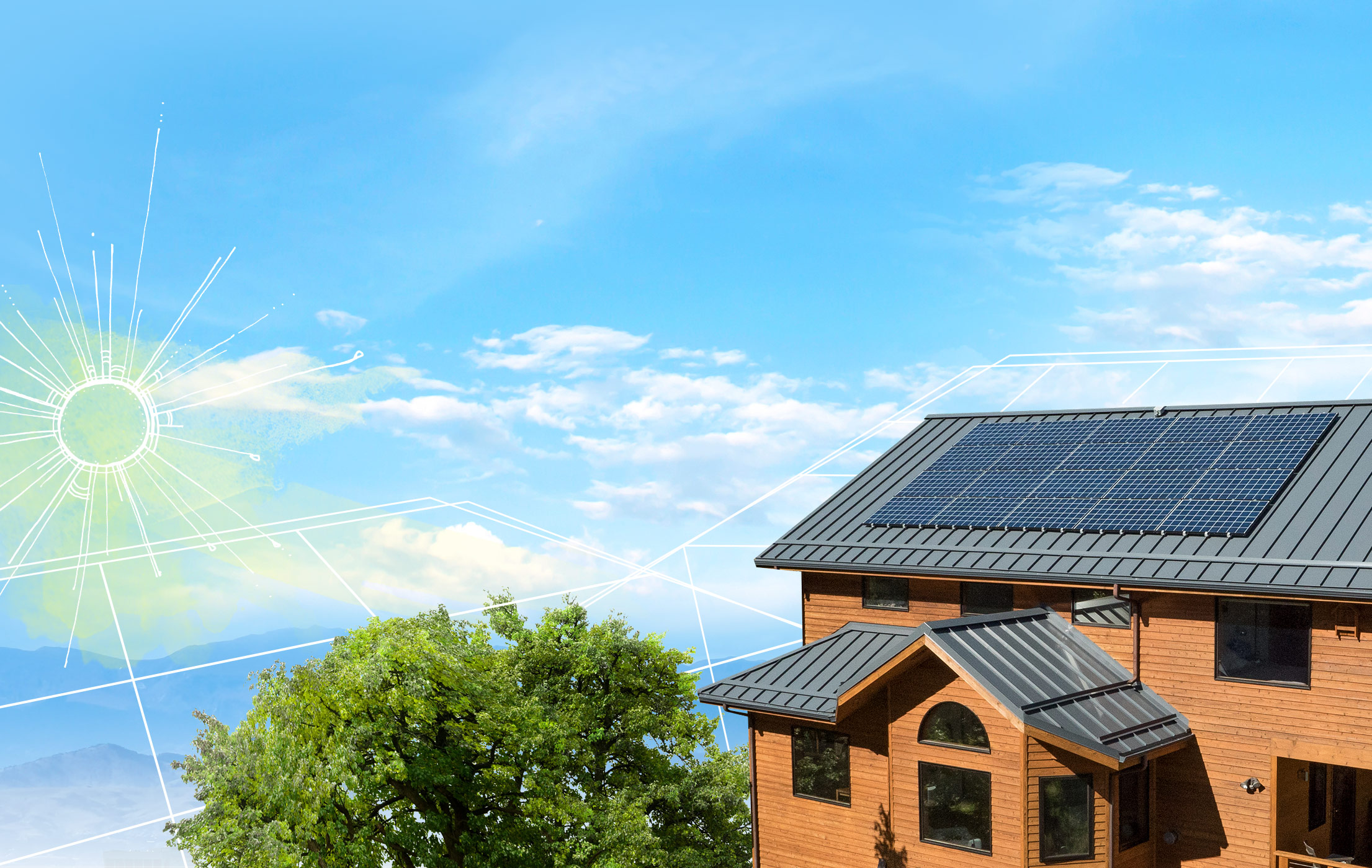 Solar Energy Solutions <br /> for Homeowners